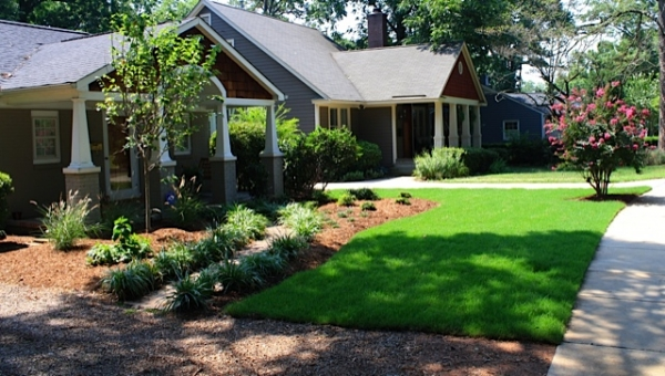 Professional Landscape Design In Charlotte NC Wilsons Natural - Backyard design charlotte