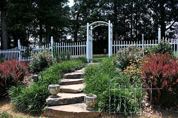 Landscape Design Services - Stanfield NC | Wilson's Natural Landscaping - Country_Charm
