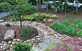 Landscape Drainage Solutions Stanfield NC | Wilson's Natural Landscaping - about