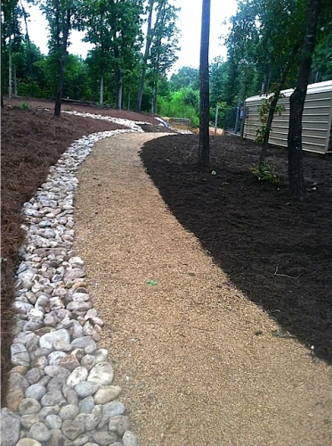 Landscape Drainage Solutions Stanfield NC | Wilson's Natural Landscaping - image12
