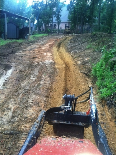 Landscape Drainage Solutions Stanfield NC | Wilson's Natural Landscaping - image7